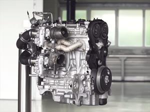 Volvo extrae 450 hp de un 2 litros con tres turbos
