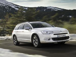 Citroën C5 Crosstourer 2015, la opción para familias aventureras