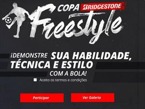 Inicia la Copa Bridgestone Freestyle en Latinoamérica