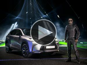 Lexus NX y Will.i.am. juntos
