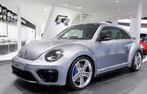 Volkswagen Beetle R Concept debuta en Frankfurt 2011