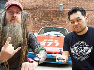 Los Porsches de Magnus Walker con el sello de Hot Wheels