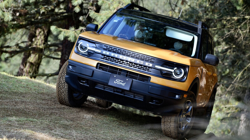 Primer contacto con la Ford Bronco Sport 2021