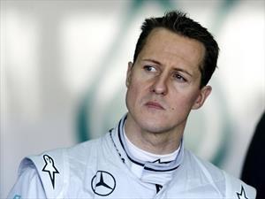 """Ross Brawn: """"Hay señales esperanzadoras en la salud de Michael Schumacher"""""""