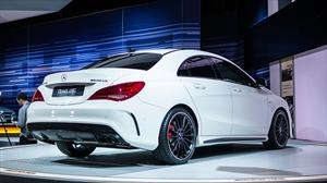 Mercedes-Benz CLA 45 AMG se presenta