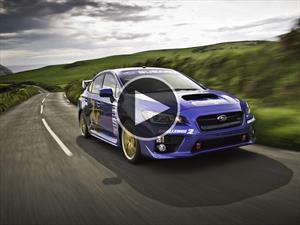 Video: Subaru WRX STi establece un nuevo récord en la Isla de Man