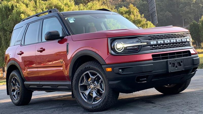 Siete cosas que debes saber de Ford Bronco Sport
