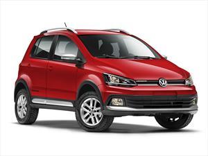 Volkswagen CrossFox 2016 se presenta
