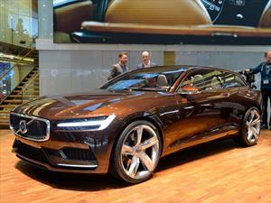 Volvo Concept Estate, el familiar sexy