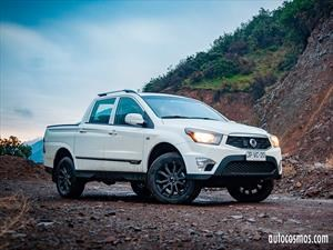 Test Drive: Ssangyong Actyon Sports 2017