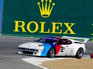 Rolex y su relación con los carros clásicos en Pebble Beach