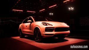 Porsche Cayenne Coupé 2020 en Chile: la figura que les faltaba