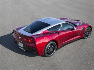 Chevrolet Corvette Stingray 2015 al estilo de Paul Stanley de KISS