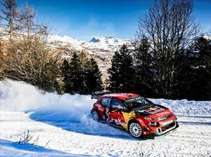 Con Ogier a la cabeza, Citroën va a la caza del WRC 2019