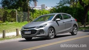 Chevrolet Cruze en 5 puntos fundamentales