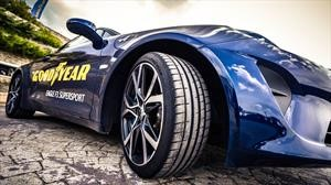 Goodyear regresa al automovilismo
