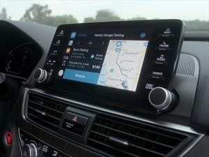 Honda presenta un sistema multimedia parecido al de los aviones