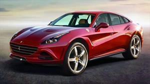 Ferrari Purosangre no será un SUV sino un FUV