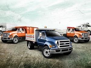 Recall de Ford a 26,400 unidades del F-650 y F-750