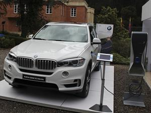 BMW X5 xDrive40e, primer contacto