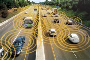 ¿Cuáles son los beneficios de la comunicación V2V vehículo a vehículo?