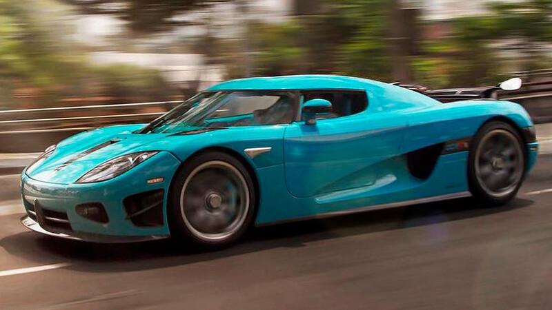Koenigsegg quiere obtener combustible derivado de los volcanes