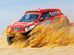 Michelin: Sponsor oficial del Dakar 2013