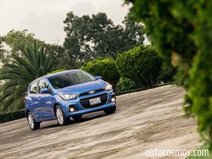 Manejamos el Chevrolet Spark 2016