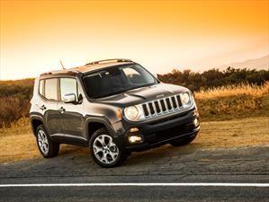 Jeep ya vende el Renegade 2019 en Chile