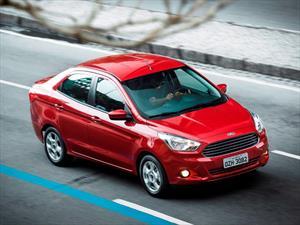 Nuevo Ford Ka+, el hermano sedán