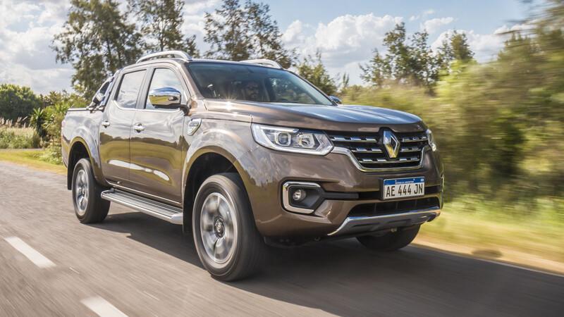 Renault Alaskan se lanza en Argentina
