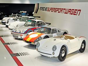 El Museo Porsche inaugura una nueva exposición especial