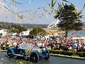Un magnífico Mercedes-Benz de 1929 gana en Pebble Beach