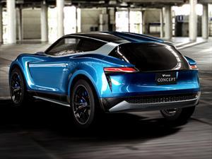 Así lucirá el Toyota ViRA concept