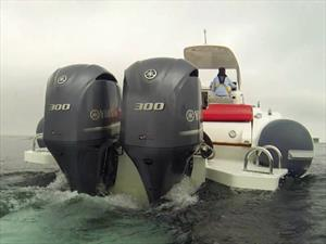 Pirelli y Yamaha: de la pista al mar
