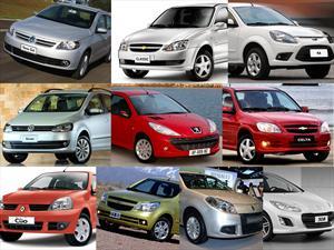Top 10: Los autos más vendidos en Argentina