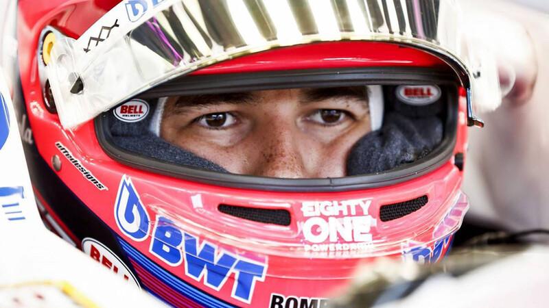 """F1: Sergio """"Checo"""" Pérez da sus primeras declaraciones como nuevo piloto de Red Bull Racing"""