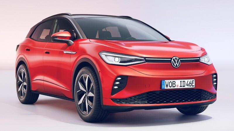 Volkswagen ID.4 GTX: con 300 hp y tracción total, este SUV es el GTI de los eléctricos