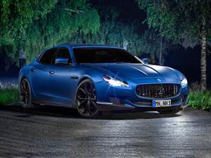 Maserati Quattroporte es modificado por Novitec