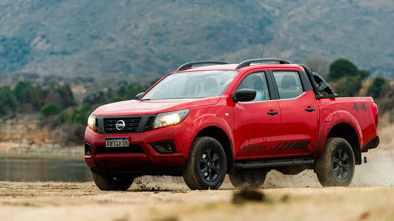 Nissan Frontier X Gear 2021 se lanza en Argentina