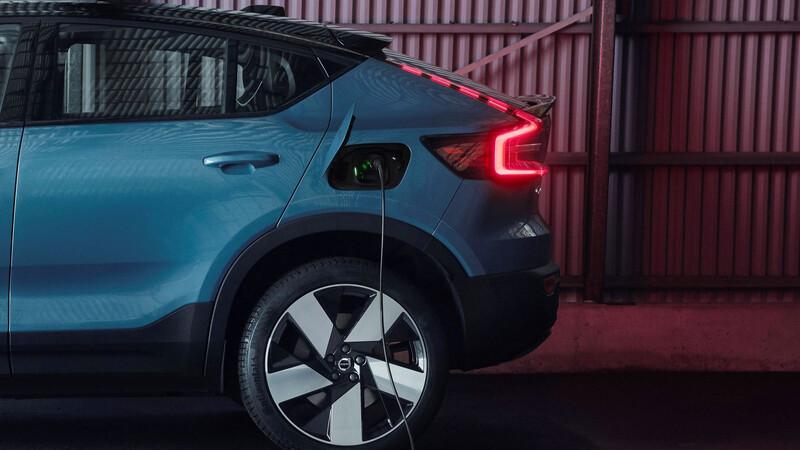 Volvo promete  sólo autos eléctricos en 2030