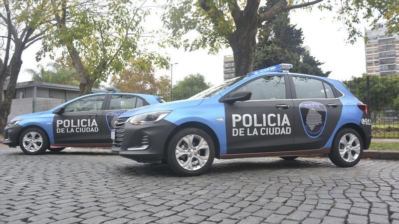 GM Argentina presta una decena de vehículos a la Policía Federal