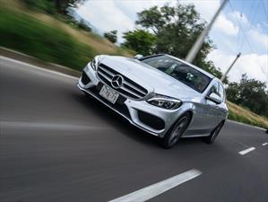 Mercedes-Benz Clase C 2015 a prueba