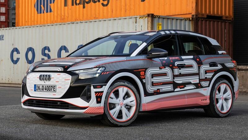 Audi Q4 e-tron: El nuevo SUV eléctrico anillado