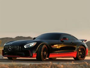 Mercedes-AMG GT R, es el nuevo samurái de Transformers: The Last Knight