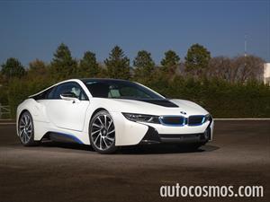 Prueba BMW i8