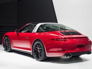 Porsche 911 Targa 4 GTS, más potencia a cielo convertible