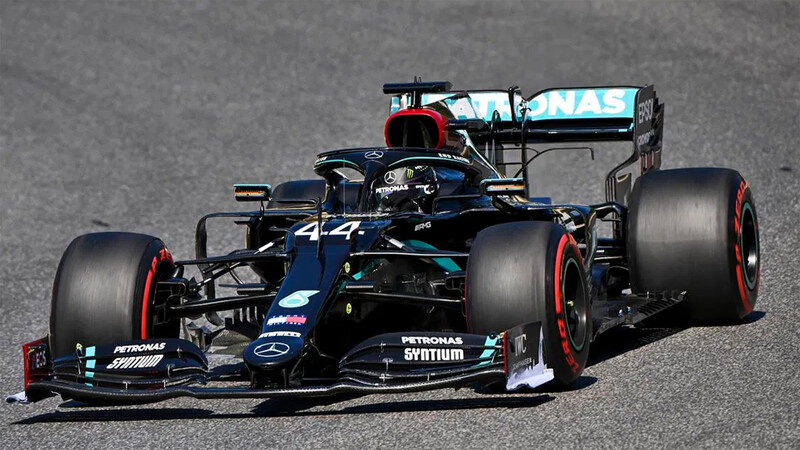 F1 2020 GP de la Toscana: otra vez sopa Hamilton