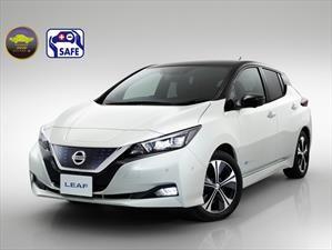 Nissan Leaf consigue cinco estrellas en las pruebas J-NCAP