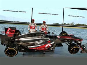 F1, El turno de McLaren